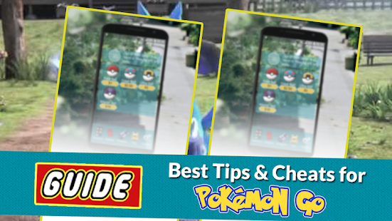 Guide For Pokémon GO 2016 . screenshot