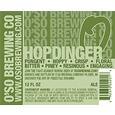 Logo of O'So Hopdinger