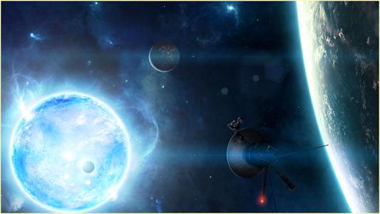 SciFi Backgrounds screenshot 1