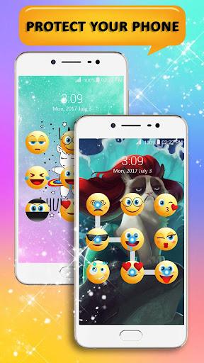 Emoji lock screen pattern 1.2.5 screenshots 1