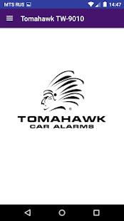 Tomahawk 9010 Инструкция - náhled
