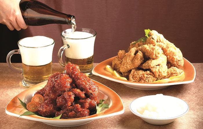 Lễ hội bia và gà rán tại Seoul, Hàn Quốc