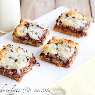 Walnut Joy Bars