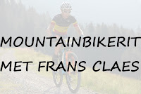 The Shelter Activiteiten Mountainbikerit met Frans Claes
