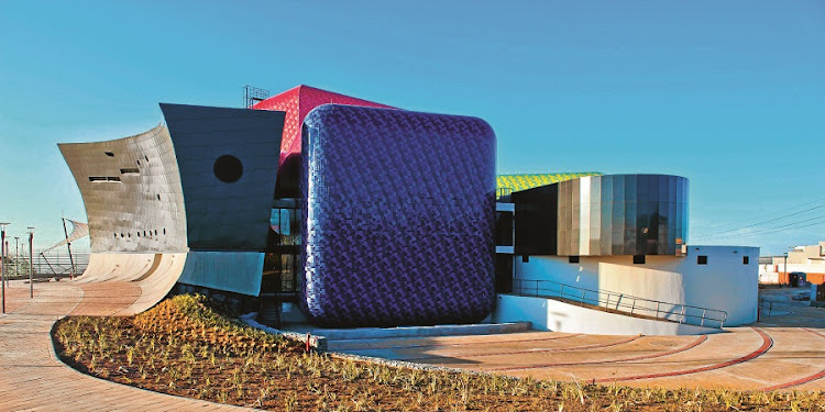 Soweto Theatre. Yet to live up to its promise. Picture: SUPPLIED