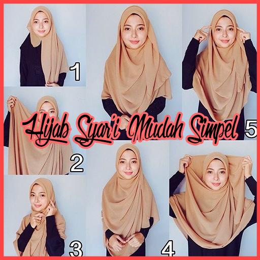 Tutorial Hijab Syar I Mudah Dan Simpel Android Apps Appagg
