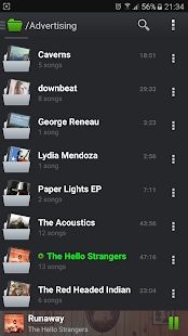 PlayerPro Music Player Trial Screenshot 8