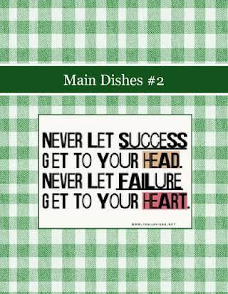 Main Dishes #2