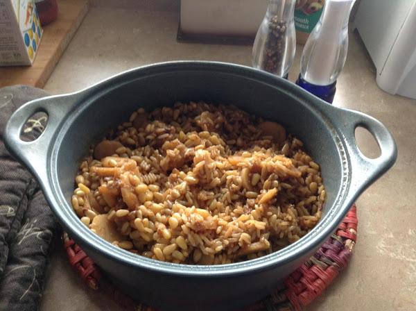Rice Dish Delish! Recipe