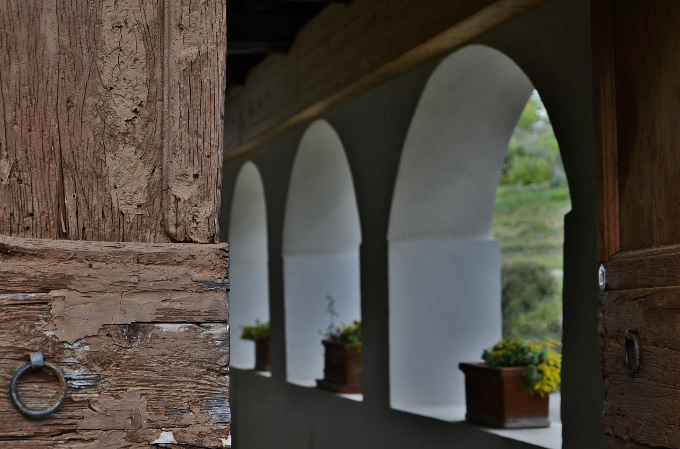 una porta sul passato... di Tatiana_D