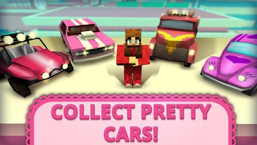 Girls Car Craft GO Parking Awesome Games For Girls 1.3-minApi23 screenshots 5