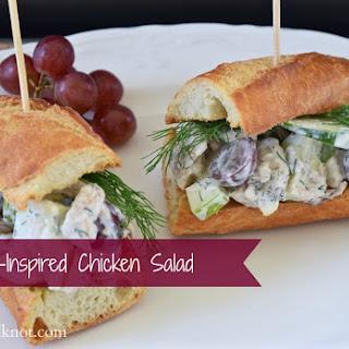 Waldorf-Inspired Chicken Salad.