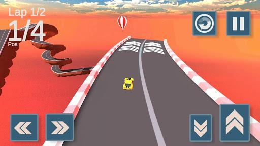 Mini Racer Xtreme - Offline + Online Arcade Racing APK MOD (Astuce) screenshots 5