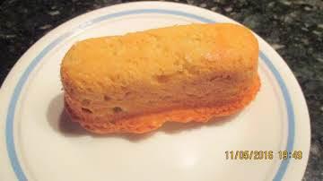 Homemade Hostess Twinkies