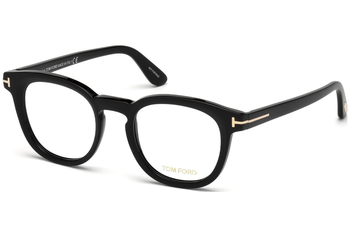 Buy Tom Ford FT5469 C48 002 (matte black / ) Frames | opti.fashion
