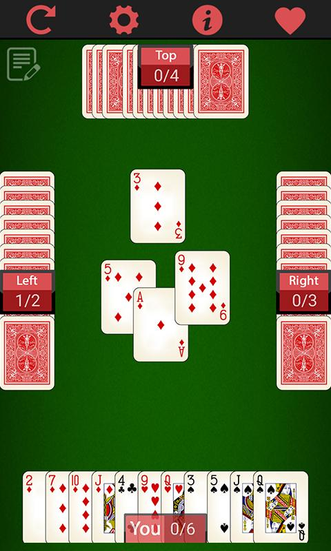 Call Bridge Card Game - Spades- screenshot
