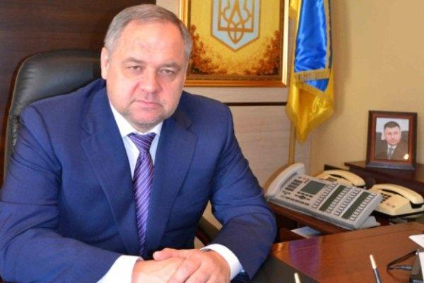 Колишній заступник голови ДПА у Полтавській області Олександр Лукін