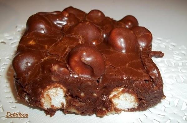Chocolate ~ Marshmallow ~ Pecan - Fudge Recipe