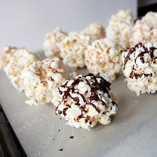 3 Ingredient Popcorn Balls