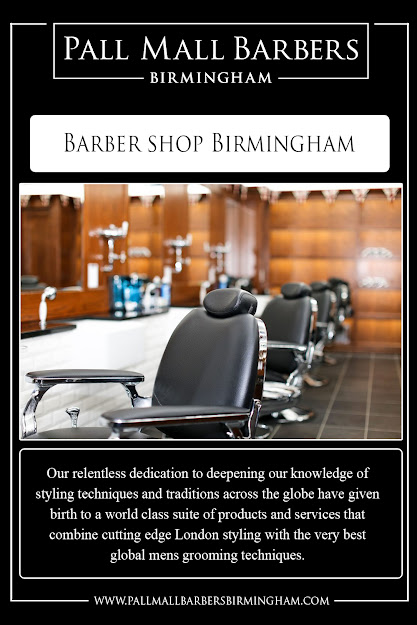 Barber Shop Birmingham