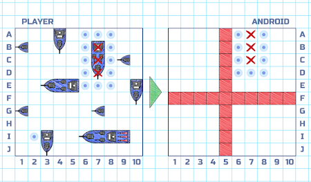 Sea Battle - Battleships 1.00 screenshot 1757269