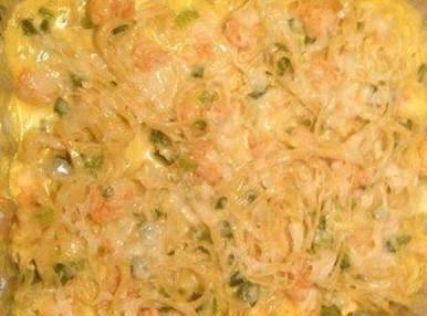Cajun Shrimp Fettuccine Recipe