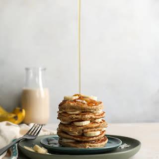 Banana Oatmeal Pancakes Healthy Recipes.