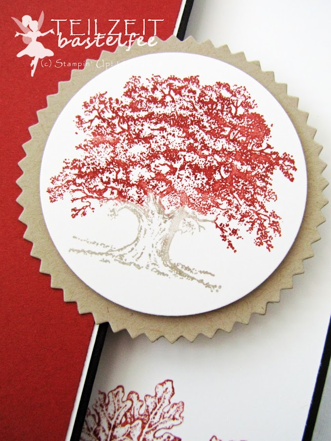 Stampin' Up! - Inkspire_me, Männerkarte, male birthday card, fall, Herbst, lovely as a tree