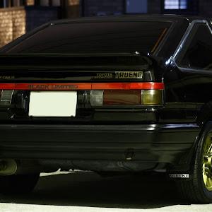 スプリンタートレノ AE86 BLACK LIMITEDのカスタム事例画像 給食当番(タカシマ)さんの2020年01月06日18:20の投稿