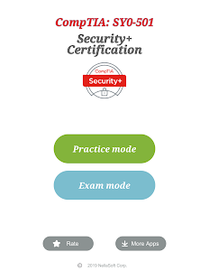 CompTIA Security+ Certification: SY0-501 Exam for PC