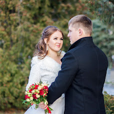Wedding photographer Evgeniya Kalashnikova (fotografevgeniya). Photo of 19.12.2017