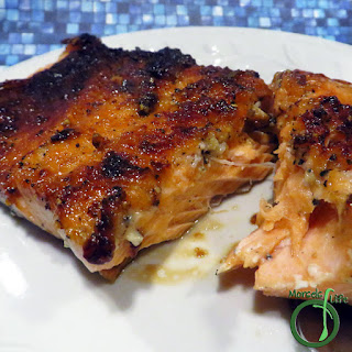Caramelized Salmon.