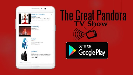 The Great Pandora TV Show - náhled