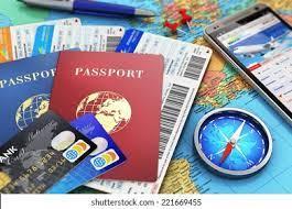 Travel Document Images, Stock Photos & Vectors | Shutterstock