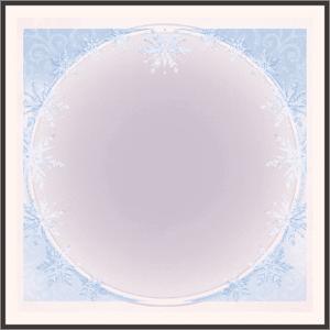 フレーム★雪の女王・エルサ