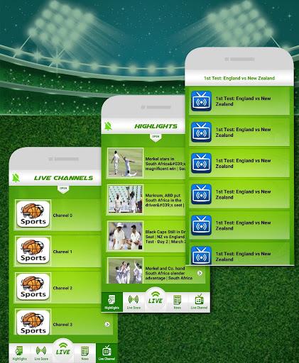 Live Cricket 1.5 screenshots 5