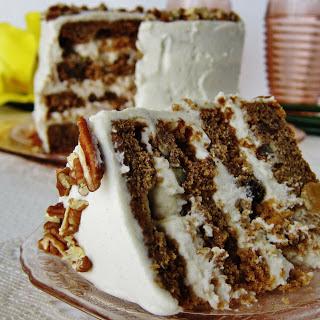 Hummingbird Cake [Vegan, Gluten-Free]