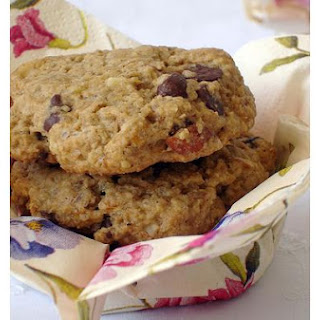 Griffin's Best Chocolate Chip Oatmeal Cookies.