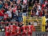 Antwerp herpakt zich na slechte start tegen Charleroi en kwalificeert zich voor Europees voetbal