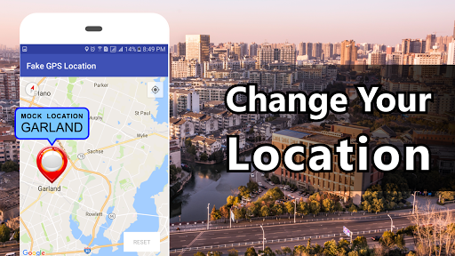 Fake GPS Location Changer- Fly GPS - Location Fake  screenshots 2