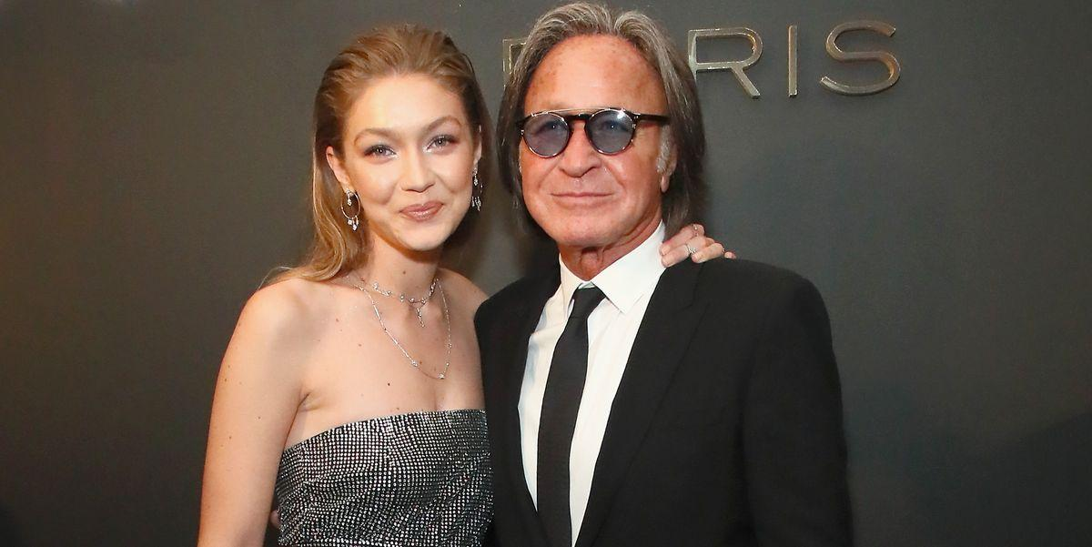 Gigi Hadid's Father Pens Touching Poem to Her Baby