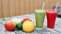 健康裡 蔬果汁