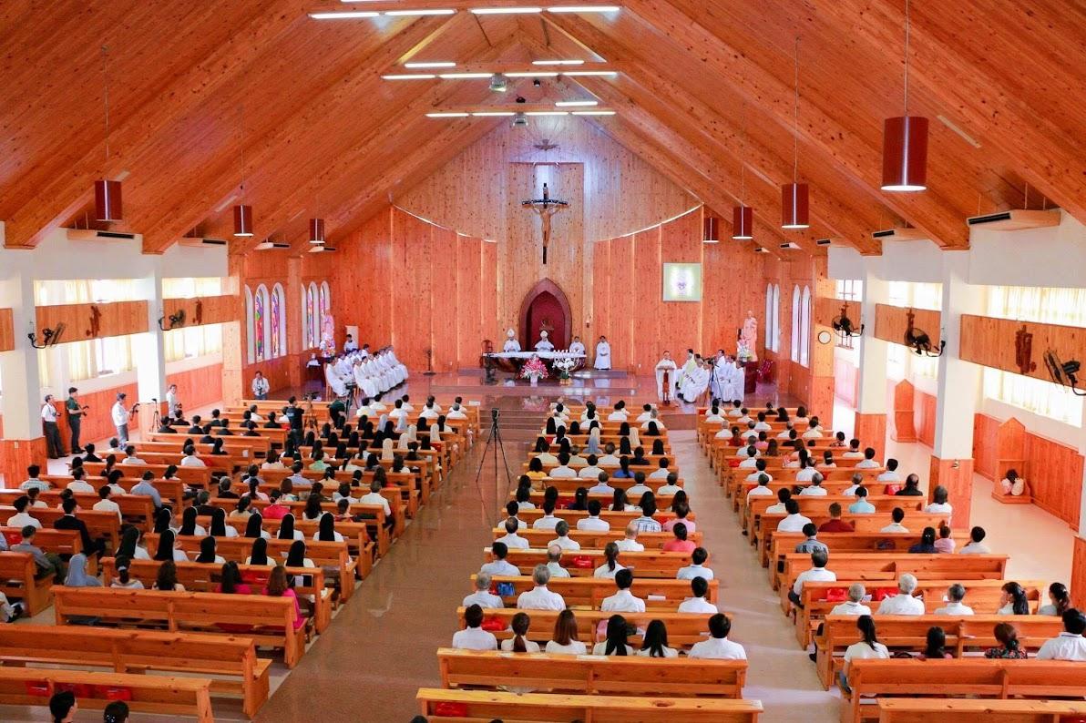 13 Năm Hồng Ân Giám Mục Đức Cha Đaminh Nguyễn Chu Trinh – Nguyên Giám Mục Gp Xuân Lộc - Ảnh minh hoạ 7