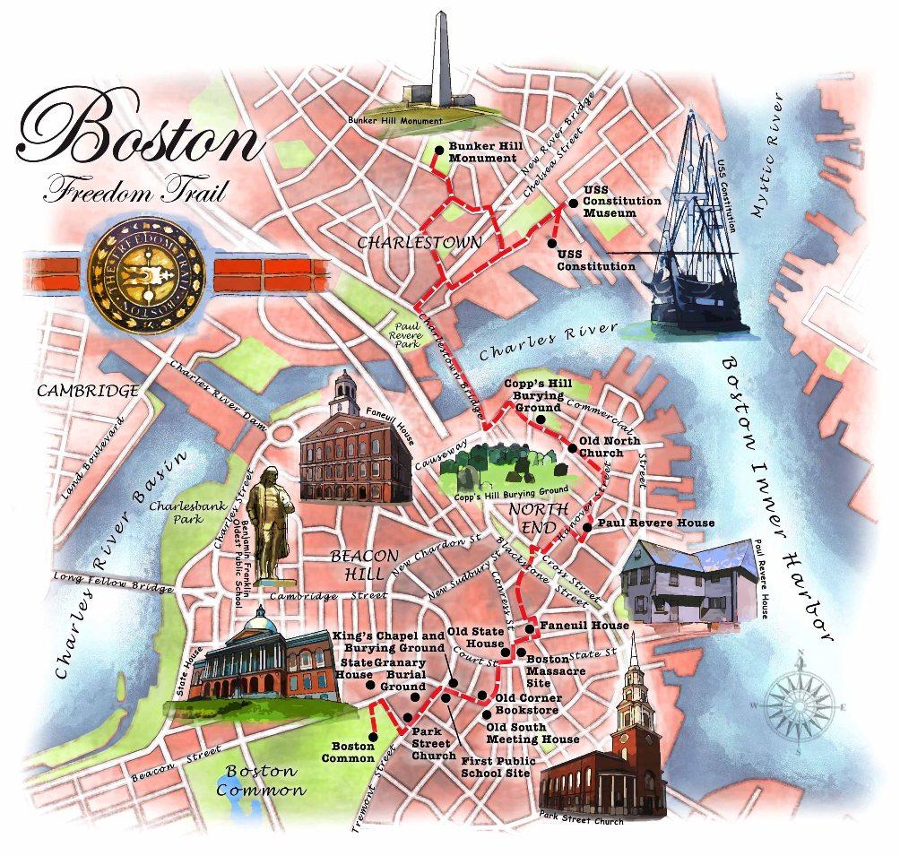 Заметки путешественника: из Бостона в Сиэтл, месяц в США через 12 штатов