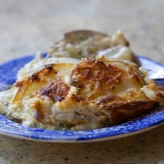 Creamy Herbed Potatoes
