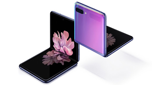 Samsung introduces its latest foldable smartphone, the Galaxy Z Flip.