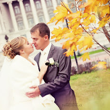 Wedding photographer Olga Dmitrieva (OlikDmi). Photo of 27.03.2013