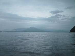Photo: Heading northeast up Ernest Sound.