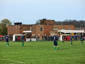 Photo: 11/04/14 v Burton Joyce (Notts Senior League Division One) 4-2 - contributed by Leon Gladwell