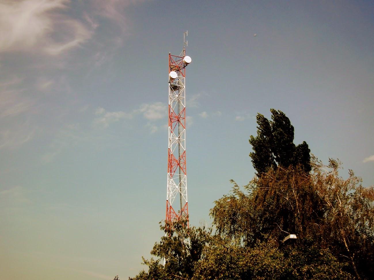 Nyíregyháza/Móricz Zsigmond utca - helyi URH-FM adóállomás